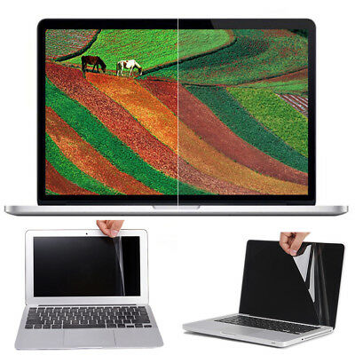 Washable Screen Protector Cover Film For Macbook Air Pro Retina 11/12/13/15''