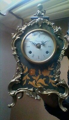 Louis Xv Style Imperial Clock