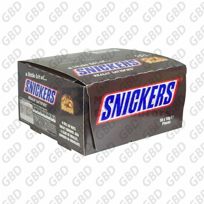 SNICKERS PICK N MIX 18G (x50)