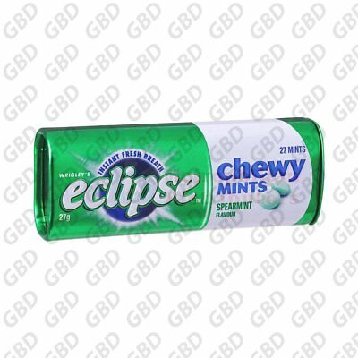 ECLIPSE CHEWY SPEARMINT MINTS (x20)