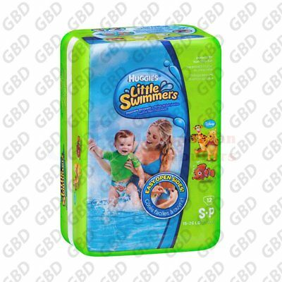 HUGGIES SWIMMERS SMALL 7-12KG (x1)