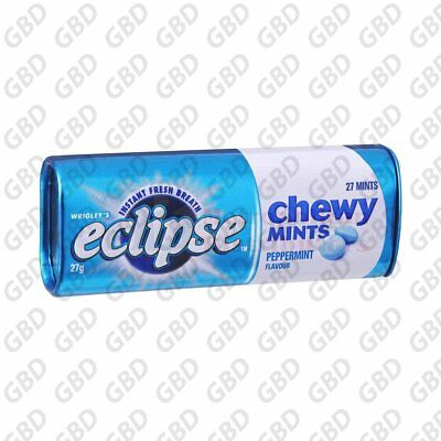ECLIPSE CHEWY PEPPERMINT MINTS (x20)