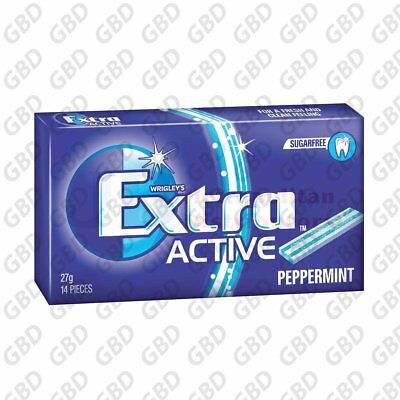 EXTRA ACTIVE PEPPERMINT (x24)