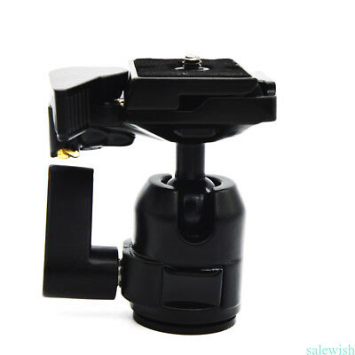 With RC2 Quick Release Compact Ball Head for 486 Manfrotto  Camera Accessories