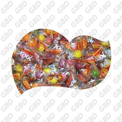 ALLENS KOOL FRUITS WRAPPED 5KG (x1)