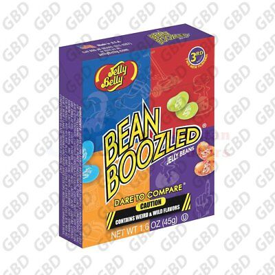JELLY BELLY BEANBOOZLED FLIP TOP 45G (x24)