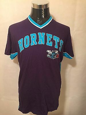NBA Charlotte Hornets LGE Embroidered Scrum Tee by '47