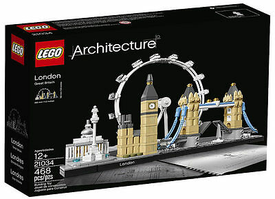 Lego Architecture 2017 New Release 21034 Skyline Collection London Great Britain