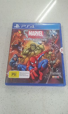 Marvel Pinball: Epic Collection Vol. 1 PS4 Game (NEW)