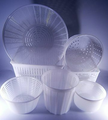 Cheese Mold - Molds | Mould | Basket for Cheese | Cheese Form | Caciotta