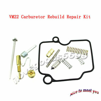 Carburetor Carby Rebuild Repair Kit For 26mm Mikuni VM22 Carb Pit Dirt Bike