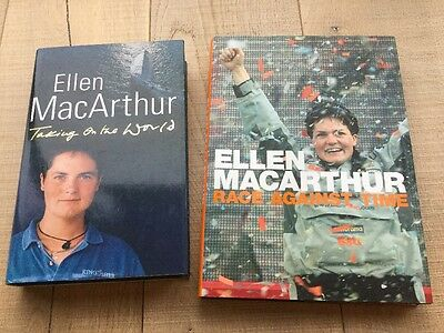 taking on the world by ellen Taking on the world [ellen macarthur] on amazoncom free shipping on qualifying offers when ellen finished the vendee globe, yachting's toughest race aged just 24 the nation took her to.