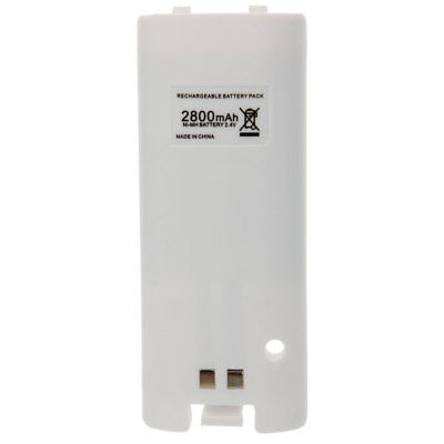 2800 mAh 2800mAh Rechargeable Battery Pack For Nintendo Wii Controller FR