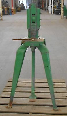 Unknown Brand Manual Foot Pedal Punch Press