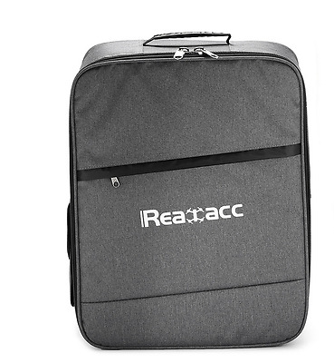 Realacc Comfortable Backpack Case Bag DJI Phantom 3 Suitcase Carrying Comfort