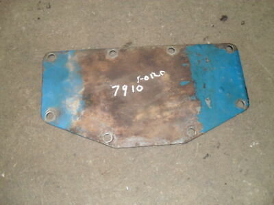 Ford 7610/7810/7910/8210 Rear Axle Cover Plate (Above Drawbar)
