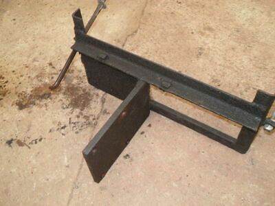 Leyland 245 Battery Tray in Good Condition