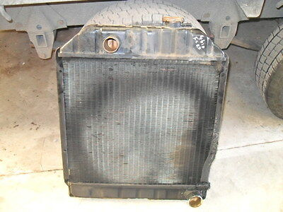 Ford 4610 Radiator in Good Condition