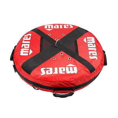 Mares Buoy Training Safety Marker Free Dive Diving Alert Freediving Red 425715