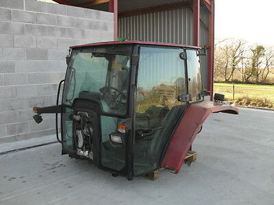 Case MX100c Cab Assembly - complete with Doors, Roof and Glass