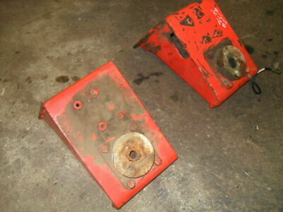 David Brown 1390 Front CAB mounting brackets and rubber mounts.