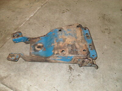Ford 4000 Drawbar Cradle - Has been repaired