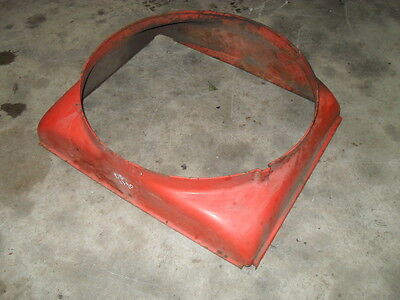 David Brown 1390 radiator cowling in good original condition.