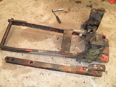 David Brown 1390/99 Drawbar assembly in Good Condition