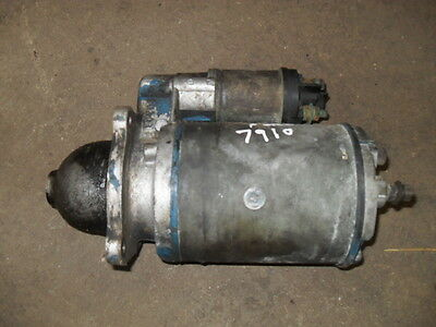 Ford 7810/7910/8210 Starter - Good condition