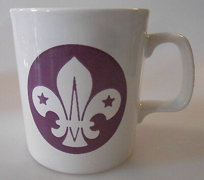 Boy Scouts of America coffee mug BSOA Excellent Condition