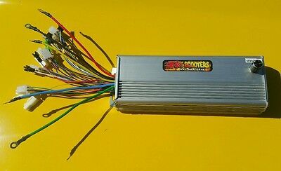 48V-72V 1500W Electric Bicycle Brushless Motor Controller For E-bike & Scooter
