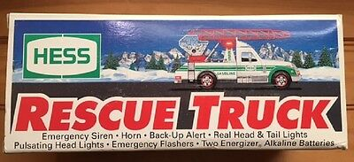 Hess 1994 Rescue Truck   New In Box  Nice!