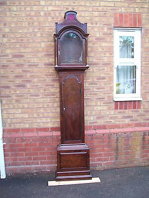 Period London Mahogany Longcase / Grandfather clock case