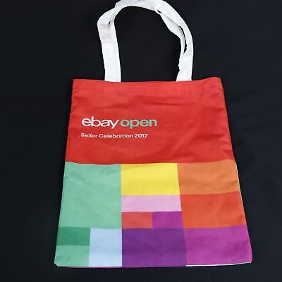 Ebay Open Seller Celebration 2017 Tote Swag Bag