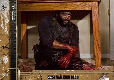 COME WHAT MAY COPPER TYREESE The Walking Dead Card Trader Digital
