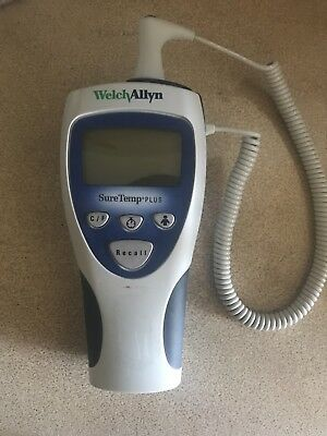 Welch Allyn Suretemp Plus