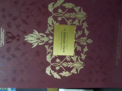 Johnnie Walker Limited Edition King George V Scotch Whisky700ml (Boxed)