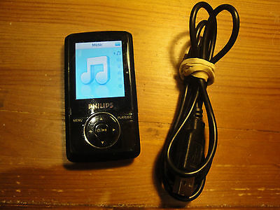 Philips 1GB MP3 Player GoGear Personal Audio Player