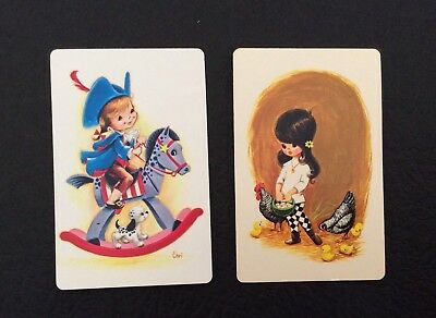 Cute Kids SWAP PLAYING CARDS
