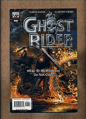 Ghost Rider #1 NM Retailer Incentive Variant Edition. Movie.