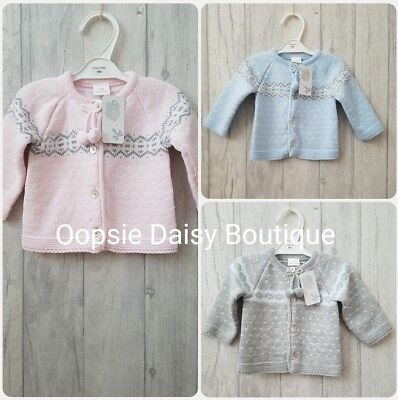 Babys Gorgeous Spanish Pom Pom Cardigans - Excellent Quality ☆