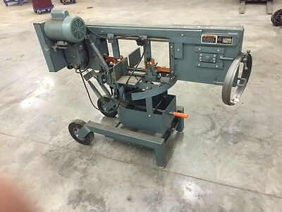 Ellis 1600 series band saw