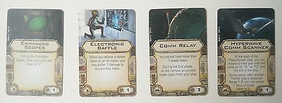 Star Wars X-Wing Upgrade Cards - Tech Upgrades