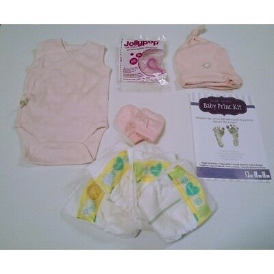 Premature Baby 2.5-3.5kg Girls Earlybirds Clothing Pack