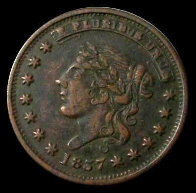 1837 Hard Times Not One Cent For Tribute Millions For Defence Token Ht 47