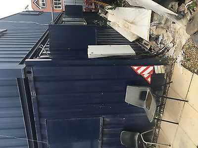 32ft x 10ft CANTEEN-DRYING ROOM