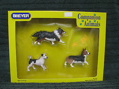 Breyer Popular Small Dog Gift Set #1543 NRFB