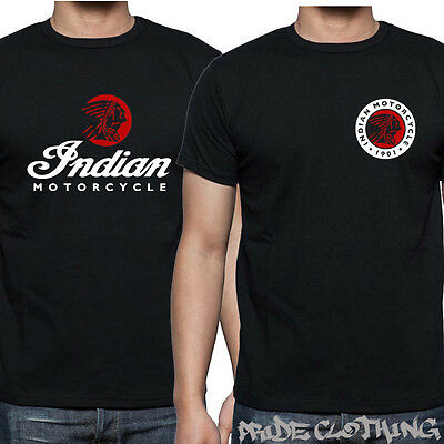 indian motor cycle t-shirt, biker, classic bike