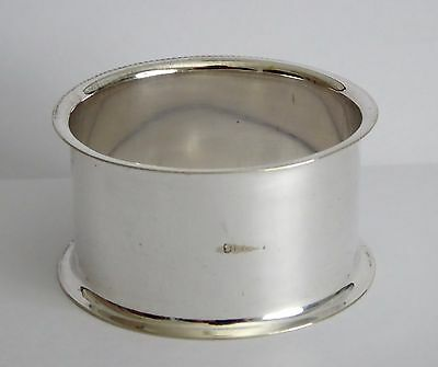 Antique EPNS Silver Napkin Ring  LAYBY