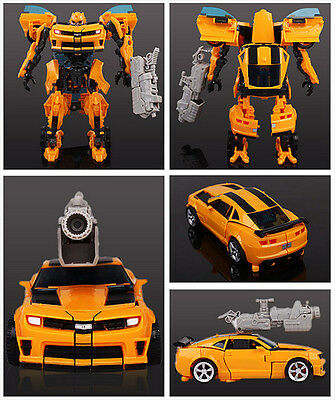 Dark of the Moon Transformers 3 Autobots Bumblebee Action Figures Toy Boxed